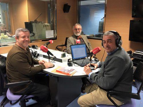 """En el programa """"A buenas horas"""" / Fotos: Gestiona Radio Valencia"""
