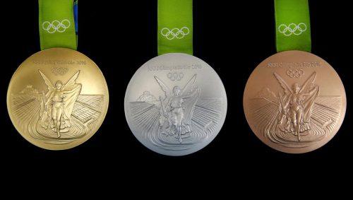 Medallas Oímpicas de Río 2016 / Foto: Mundo Deportivo S.A.
