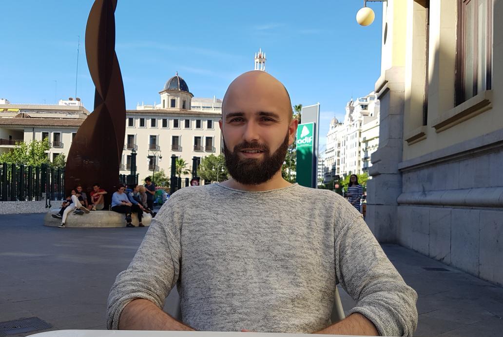 Miguel Ángel Font Bisier, director, guionista, realizador de Cine y músico