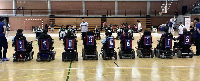 El equipo Levante U.D. Masclets / Foto: Fundación Levante U.D.