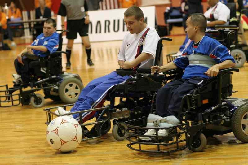 Partido disputado en la Final del World Cup de Tokio (Japón) en 2007 entre US y Francia / Foto liberada: Majmule