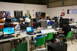 AIS LAN PARTY 2K15, en la Nau (Silla)
